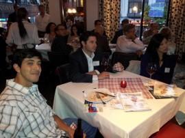 Boston Sleep Meeting, Drink & Learn