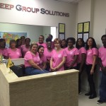 The SGS Headquarters Team!