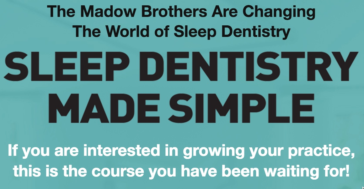 BALTIMORE, MD - Sleep Dentistry Made Simple!