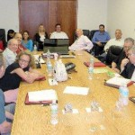 Roundtable Discussion at SGS Headquarters