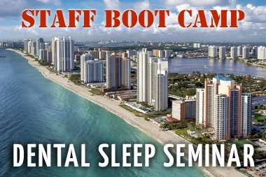 DENTAL STAFF BOOT CAMP