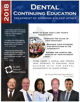 2018 SGS Dental Continuing Education Booklet