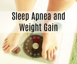 Sleep Apnea and Weight Gain